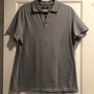 Used men's polo shirt